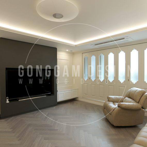 40평대인테리어,복층 아파트인테리어, 리모델링견적, 제작가구, 거실인테리어,광교인테리어,이편한세상테라스하우스인테리어,공감디자인 (7)