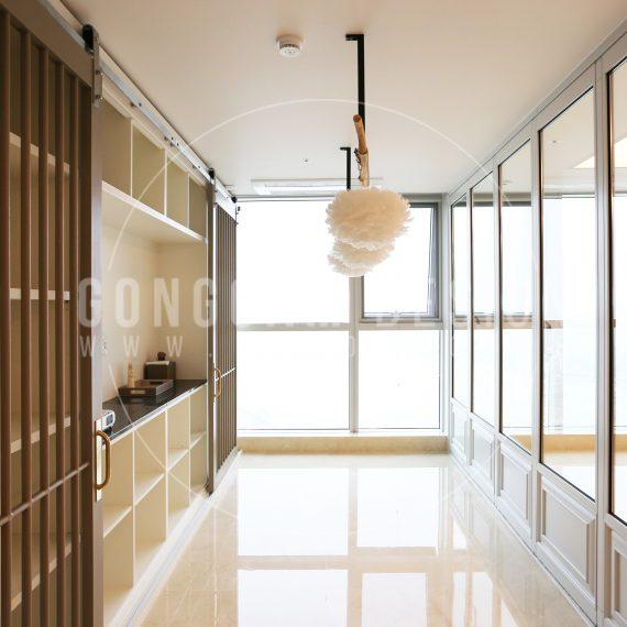 30평대 호텔식 새아파트인테리어 디자인,성수동 트리마제 38평 리모델링비용,공감디자인 (3)