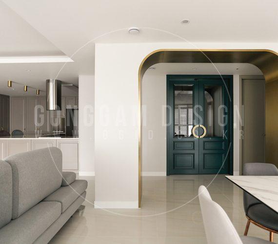 거실 (1) 자양동 하우스토리한강 50평대 아파트인테리어