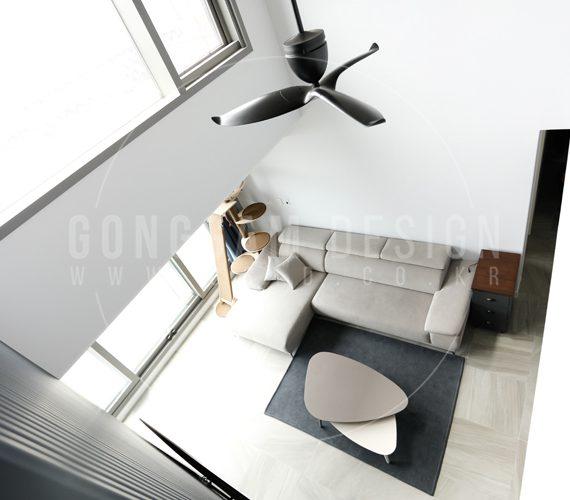 복층(1)-수지 동천동 33평 아파트 복층인테리어