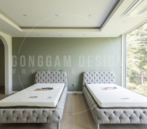 판교 산운마을 휴먼시아 55평 침실3